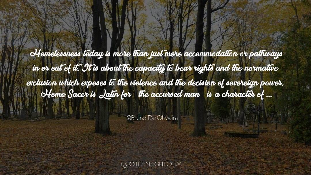 Fallen Man quotes by Bruno De Oliveira