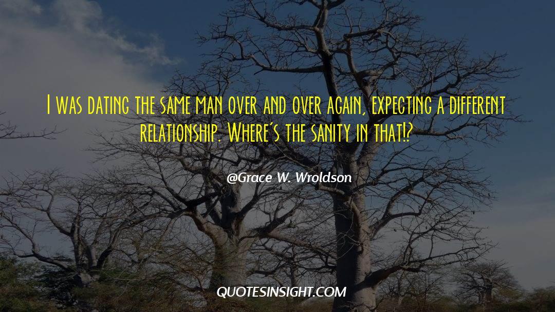 Fallen Man quotes by Grace W. Wroldson