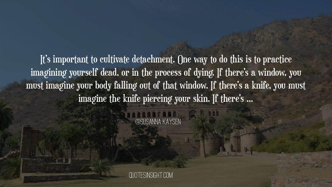 Flattened quotes by Susanna Kaysen