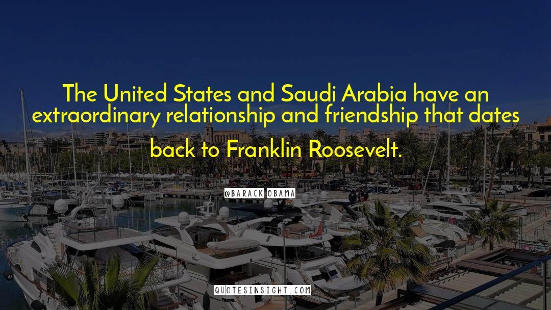Franklin Roosevelt quotes by Barack Obama