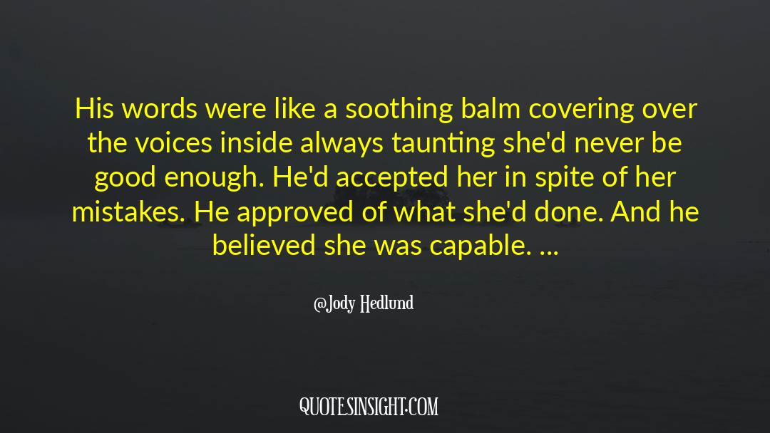 Historical quotes by Jody Hedlund