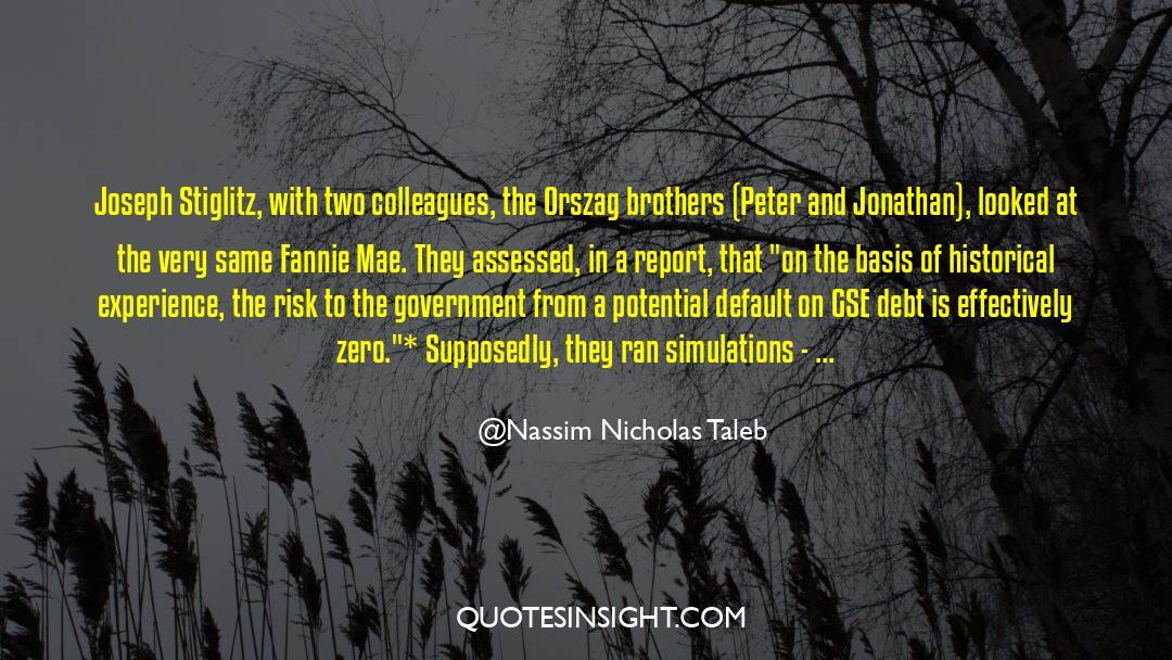 Historical quotes by Nassim Nicholas Taleb