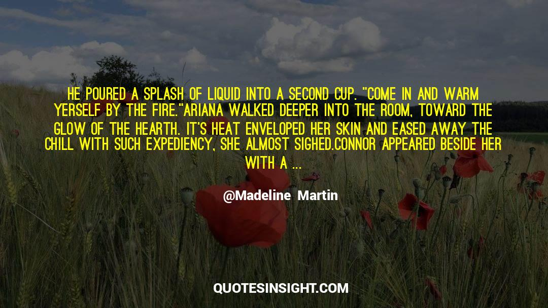 Historical quotes by Madeline  Martin