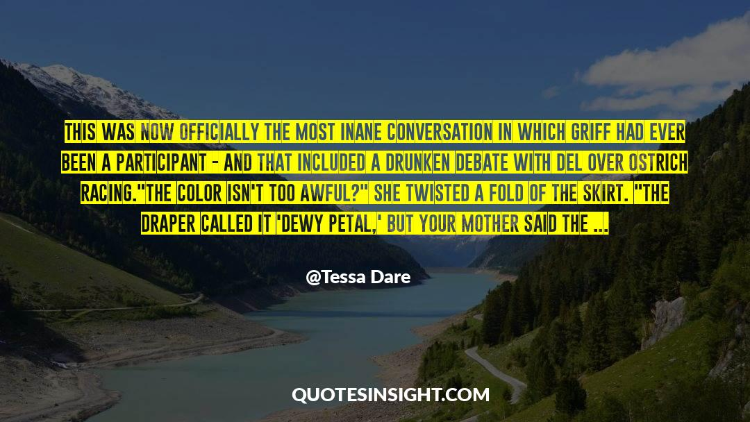 Historical quotes by Tessa Dare