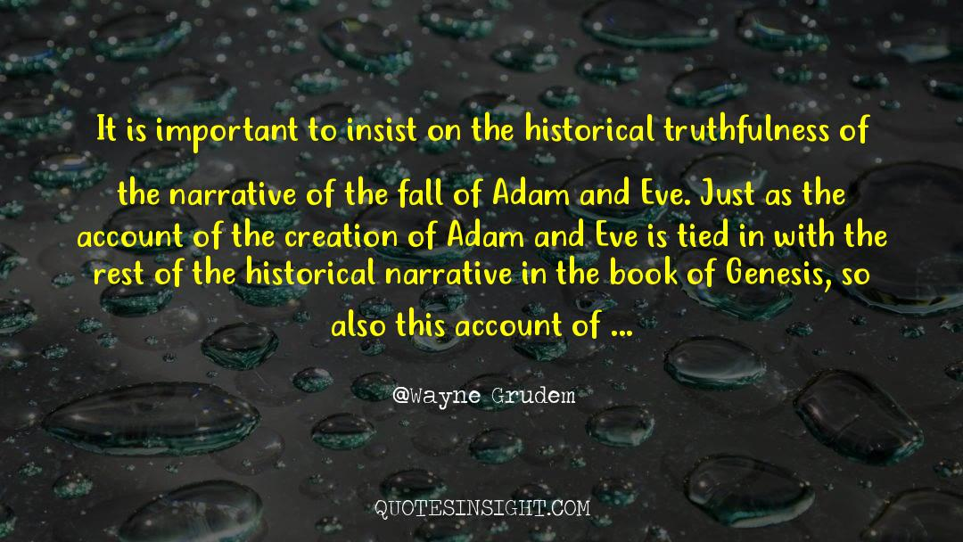 Historical quotes by Wayne Grudem