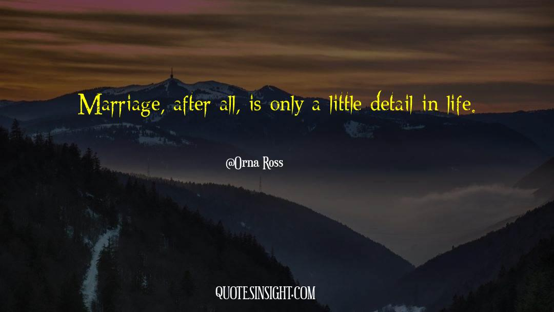Historical quotes by Orna Ross