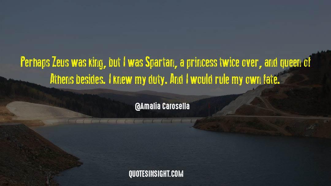 Historical quotes by Amalia Carosella