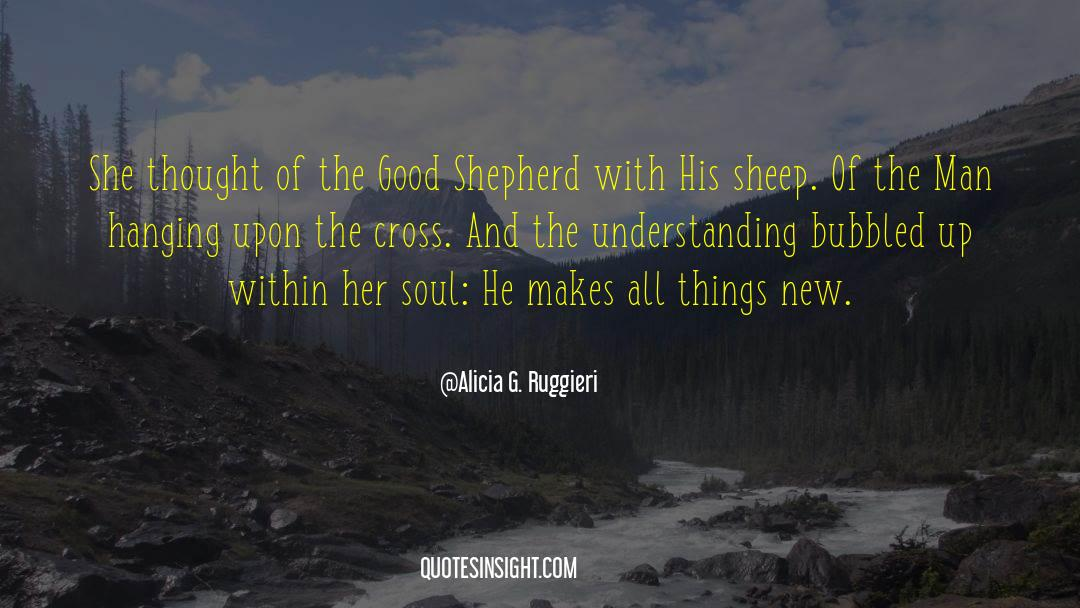 Historical quotes by Alicia G. Ruggieri