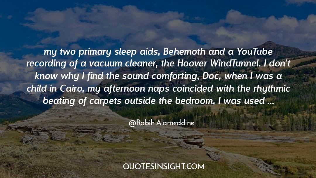 Hypnos quotes by Rabih Alameddine