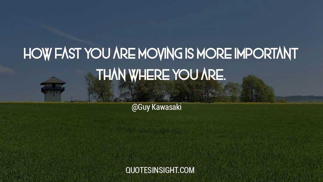 Important Contributions quotes by Guy Kawasaki