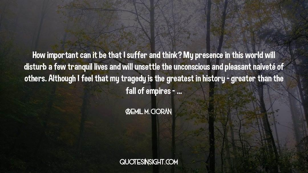 Important Contributions quotes by Emil M. Cioran