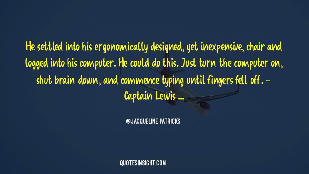 Jacqueline Patricks quotes by Jacqueline Patricks