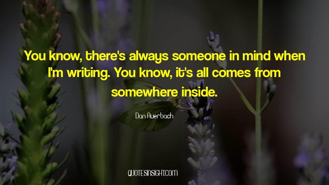 Lera Auerbach quotes by Dan Auerbach