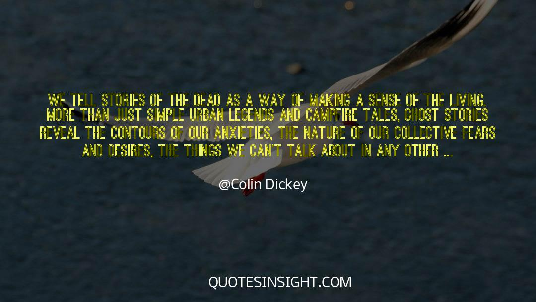 Making The Past Right quotes by Colin Dickey