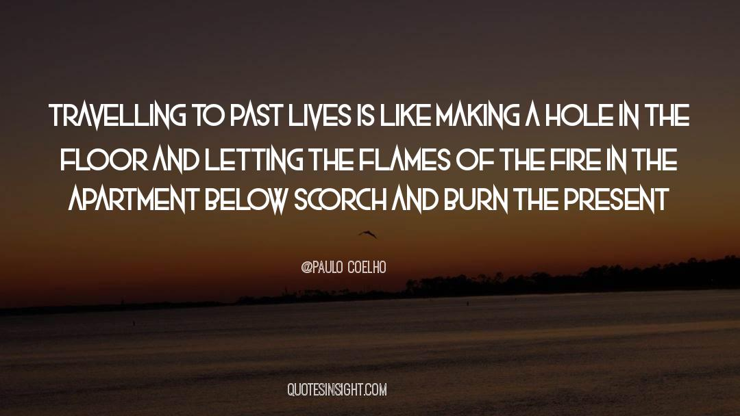 Making The Past Right quotes by Paulo Coelho