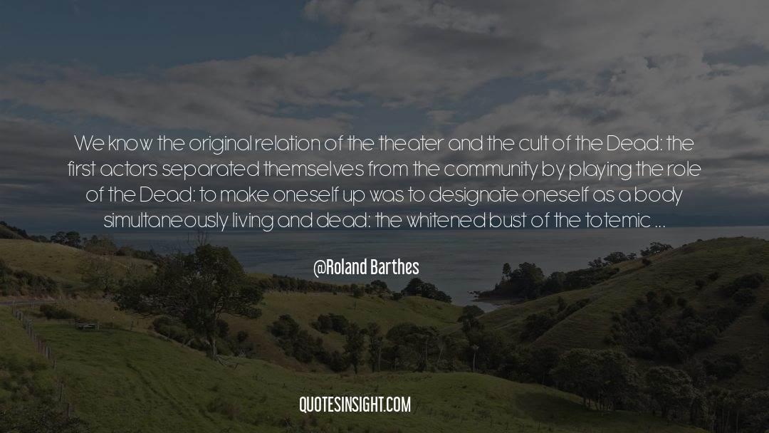 Morbidity quotes by Roland Barthes