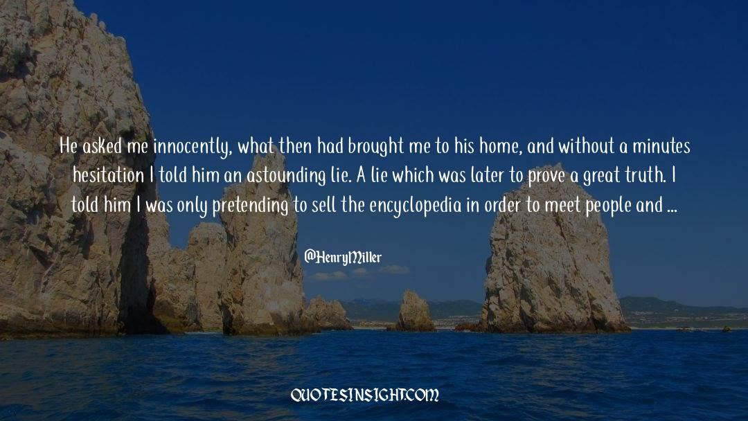 Nineteen Years Later quotes by Henry Miller