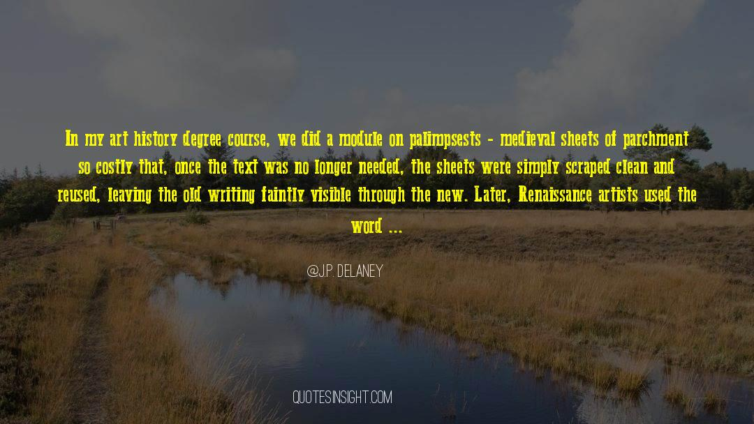 Nineteen Years Later quotes by J.P. Delaney