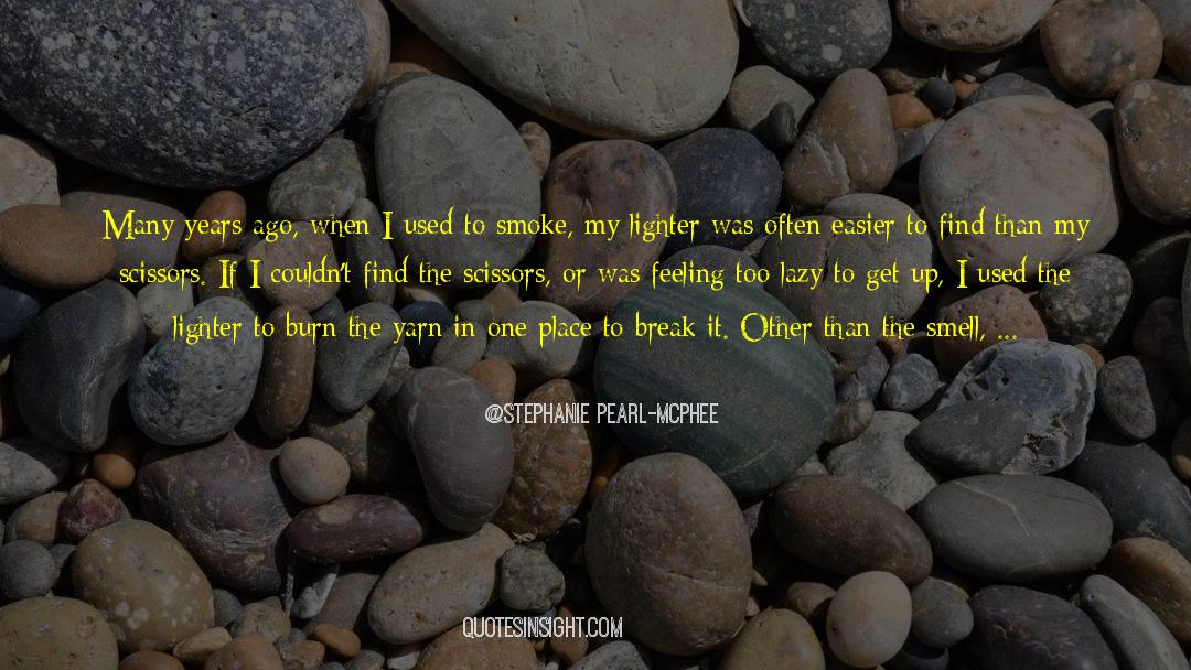 Nineteen Years Later quotes by Stephanie Pearl-McPhee
