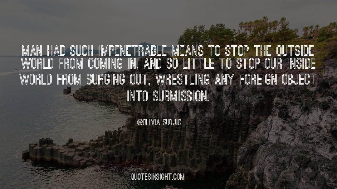 Olivia Kane quotes by Olivia Sudjic