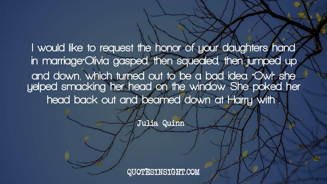 Olivia Kane quotes by Julia Quinn