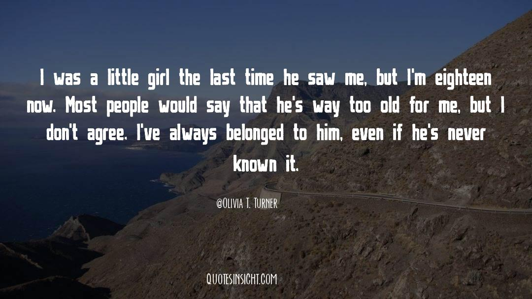 Olivia Kane quotes by Olivia T. Turner