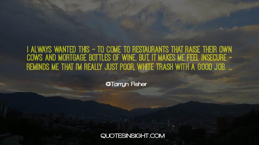 Olivia Kane quotes by Tarryn Fisher