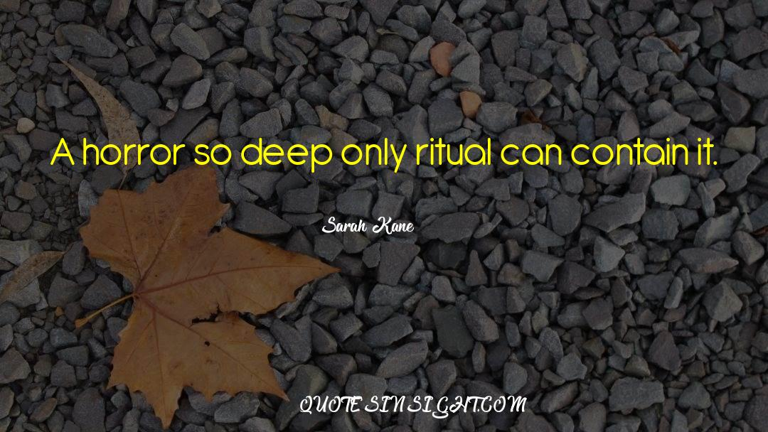 Olivia Kane quotes by Sarah Kane
