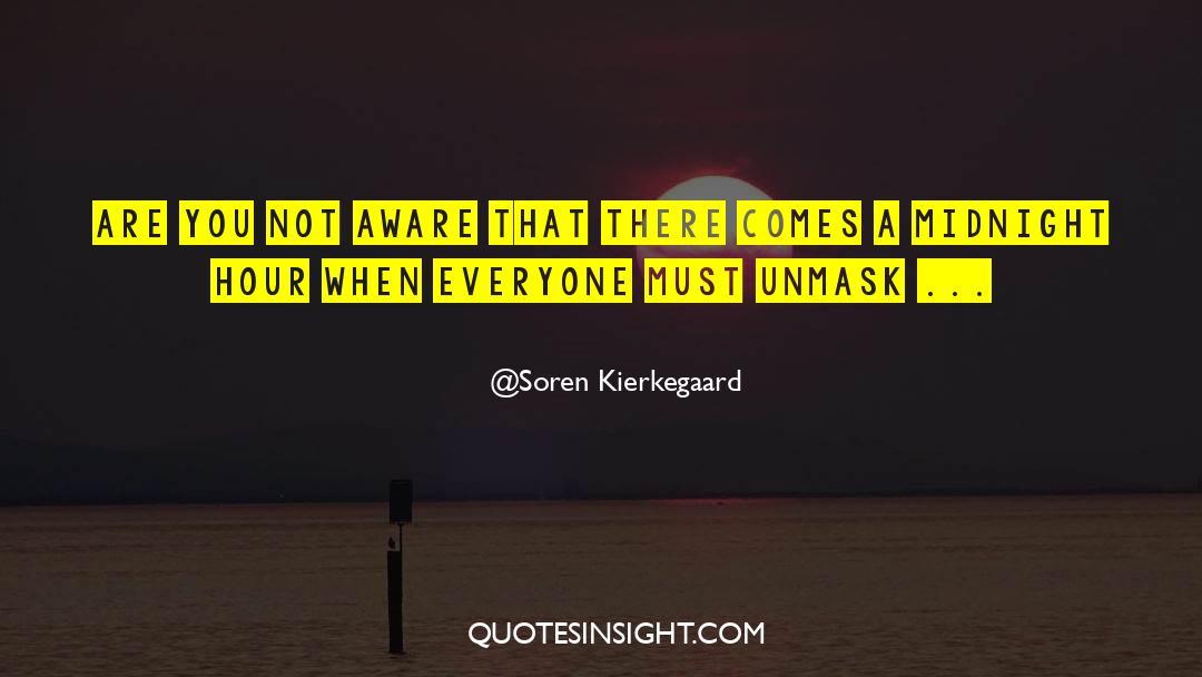 One Hour quotes by Soren Kierkegaard