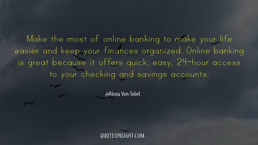 One Hour quotes by Alexa Von Tobel