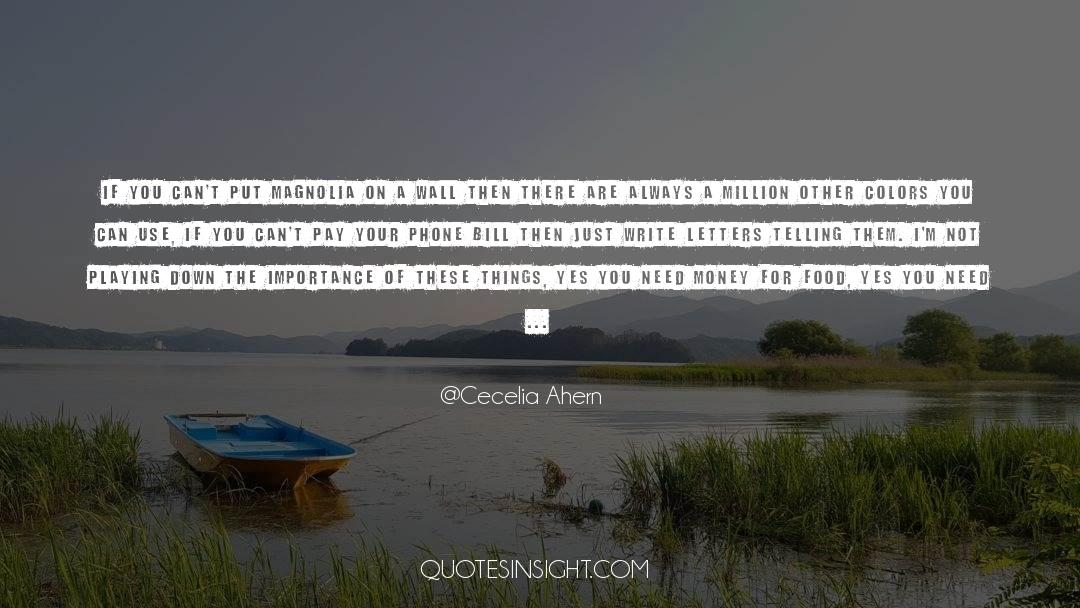 Positive Friendship quotes by Cecelia Ahern