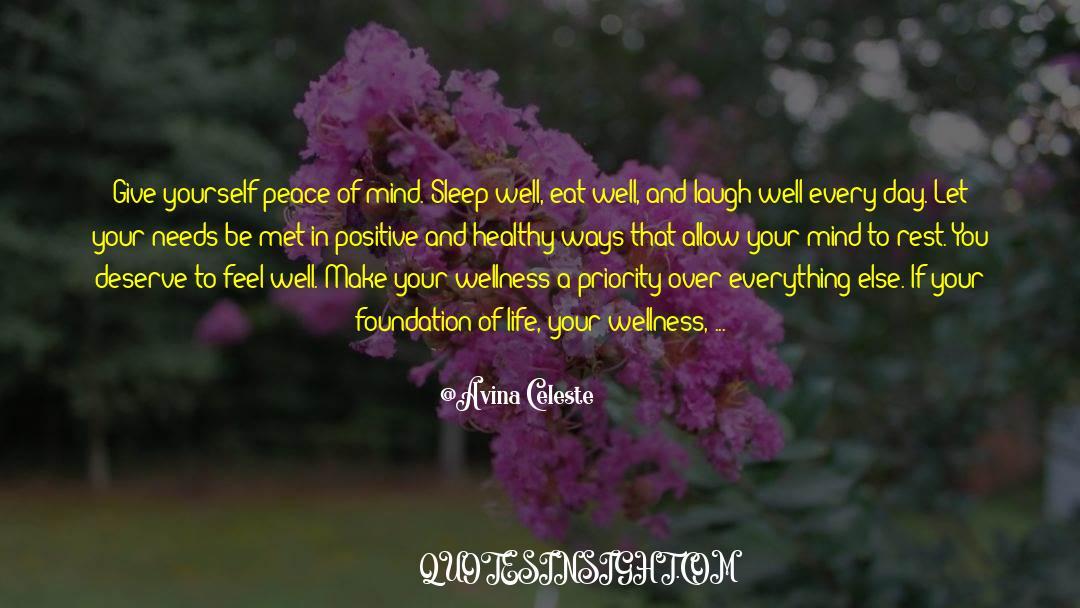 Positive Friendship quotes by Avina Celeste