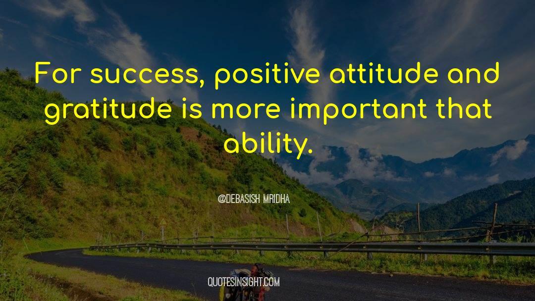 Positive Friendship quotes by Debasish Mridha