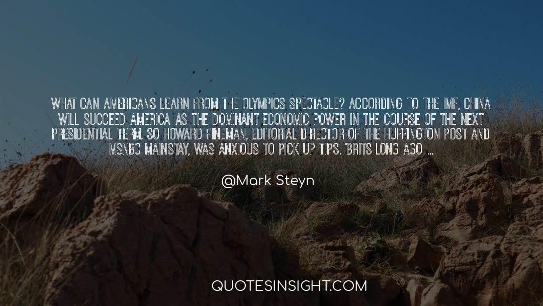 Power To Forgive quotes by Mark Steyn