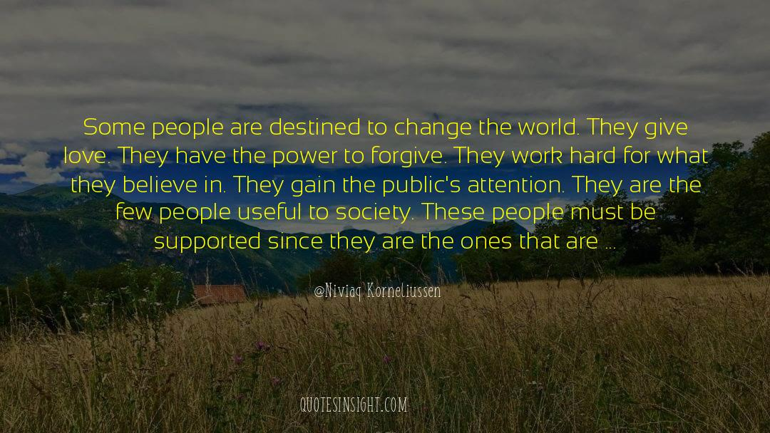 Power To Forgive quotes by Niviaq Korneliussen