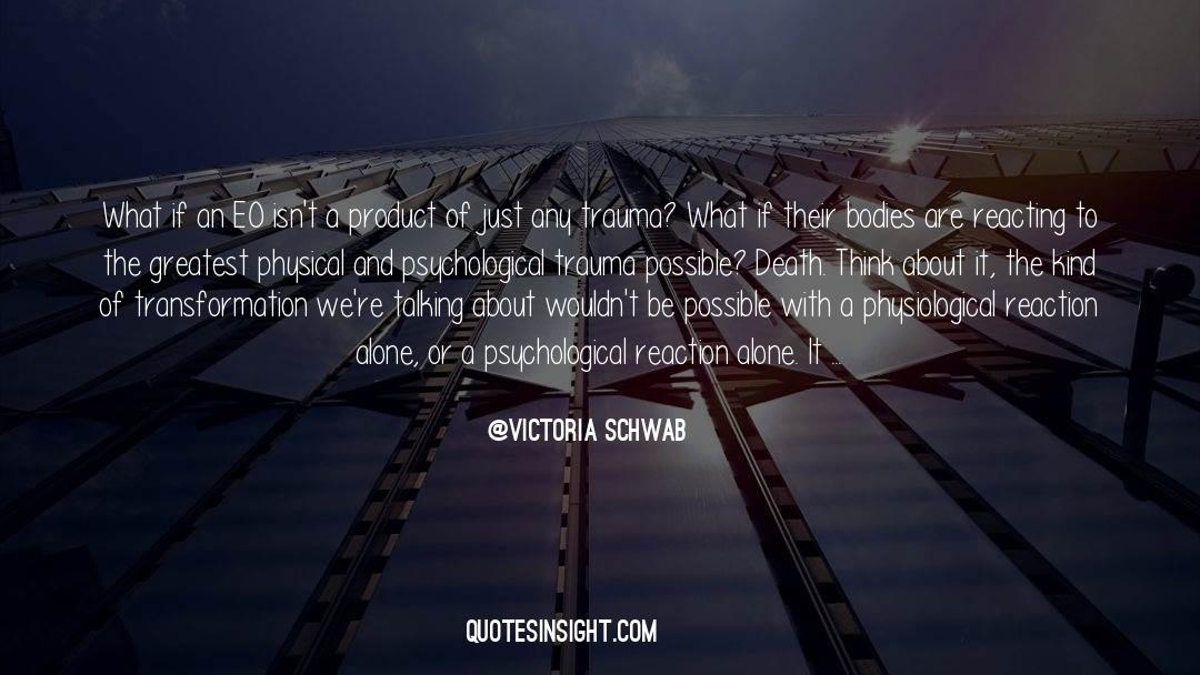 Power To Forgive quotes by Victoria Schwab