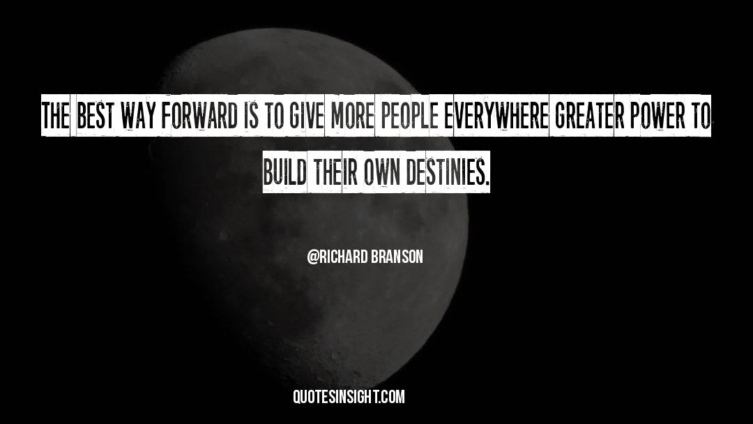 Power To Forgive quotes by Richard Branson