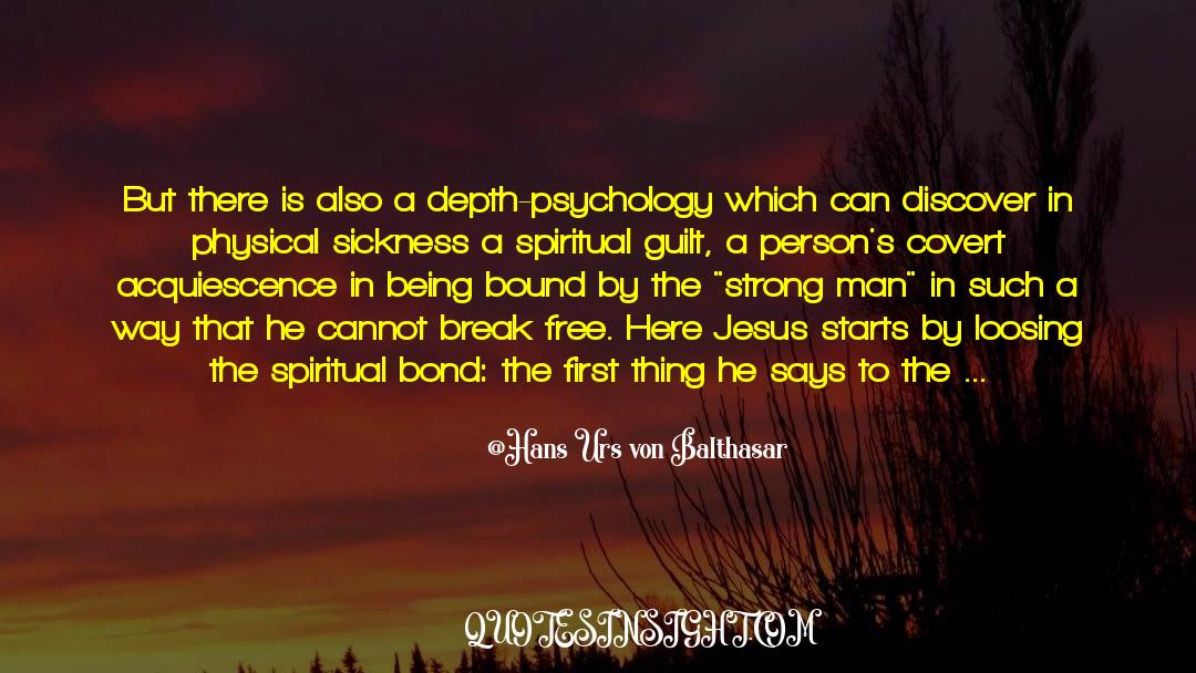 Power To Forgive quotes by Hans Urs Von Balthasar