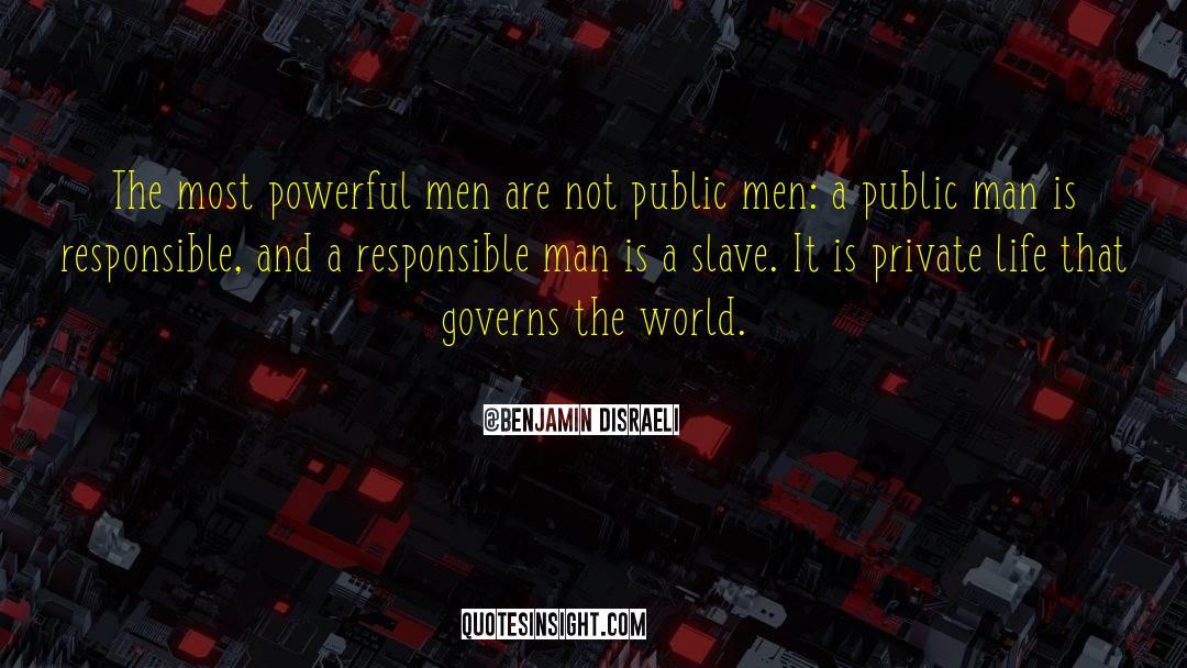 Powerful Men Quotes