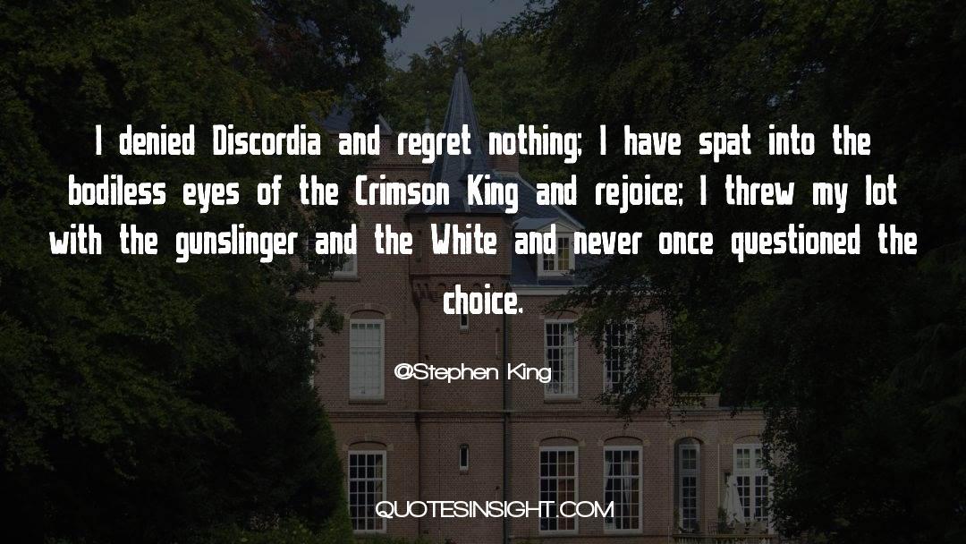 Principia Discordia quotes by Stephen King