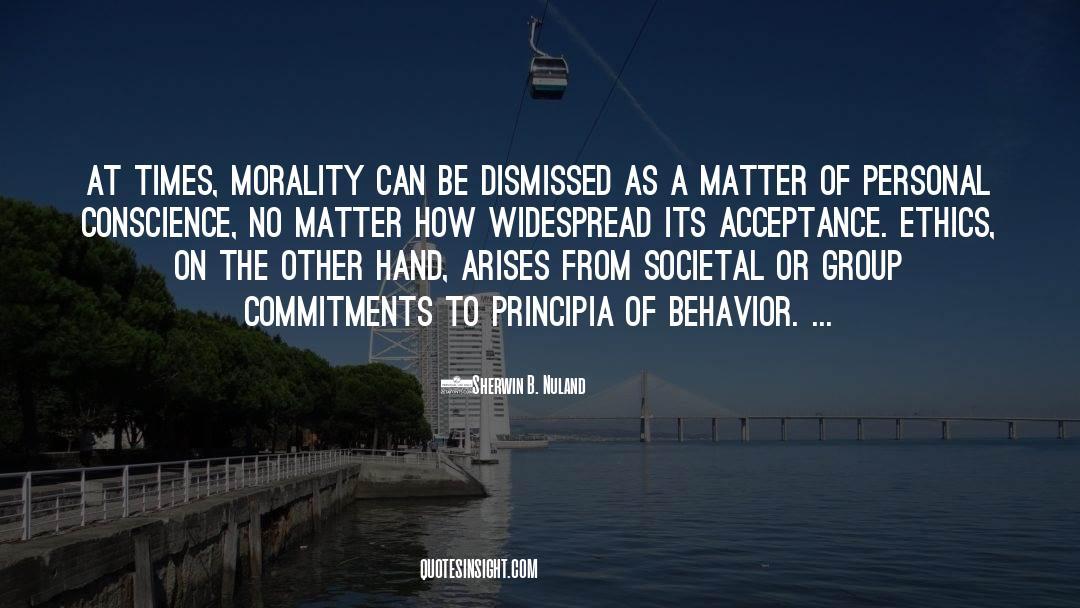 Principia Discordia quotes by Sherwin B. Nuland