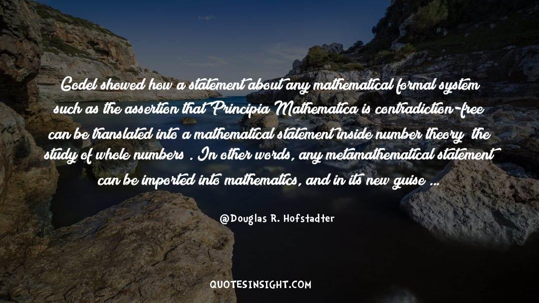 Principia Discordia quotes by Douglas R. Hofstadter
