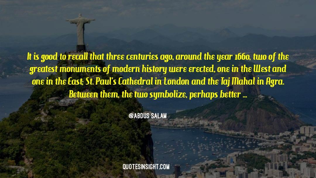 Principia Discordia quotes by Abdus Salam