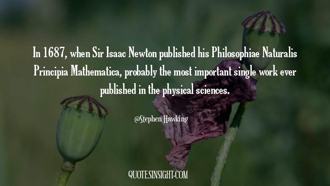 Principia Discordia quotes by Stephen Hawking