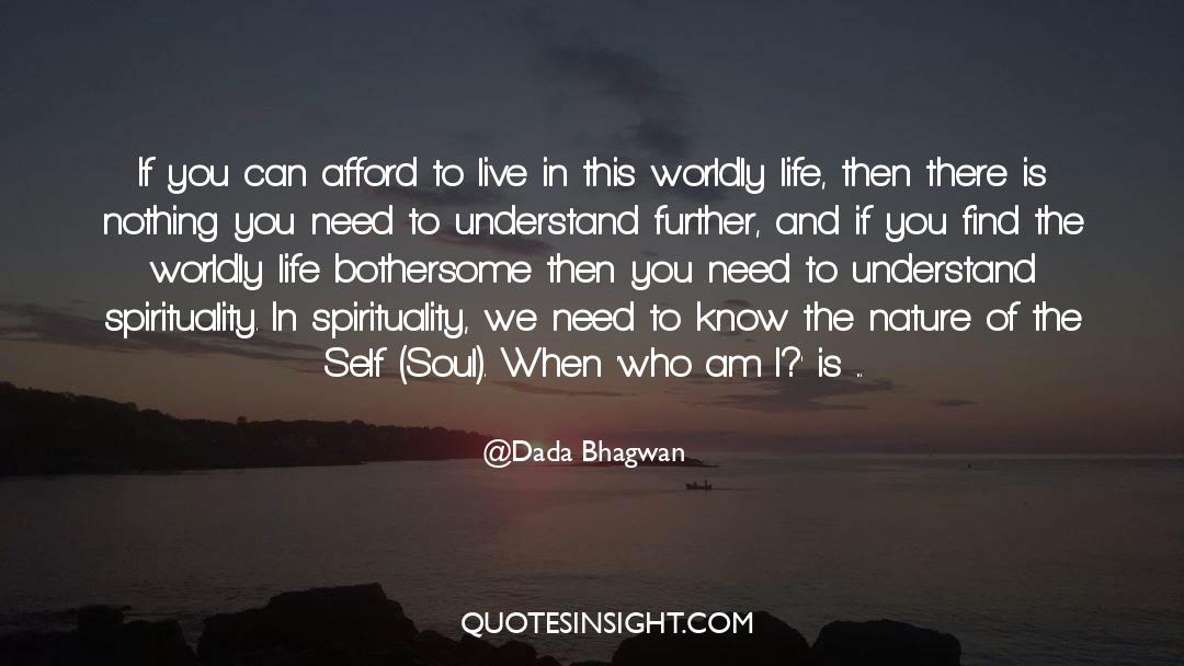 Puzzles quotes by Dada Bhagwan