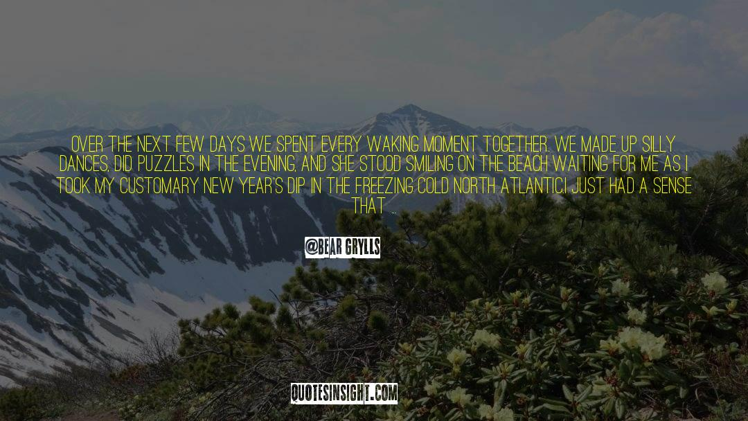 Puzzles quotes by Bear Grylls
