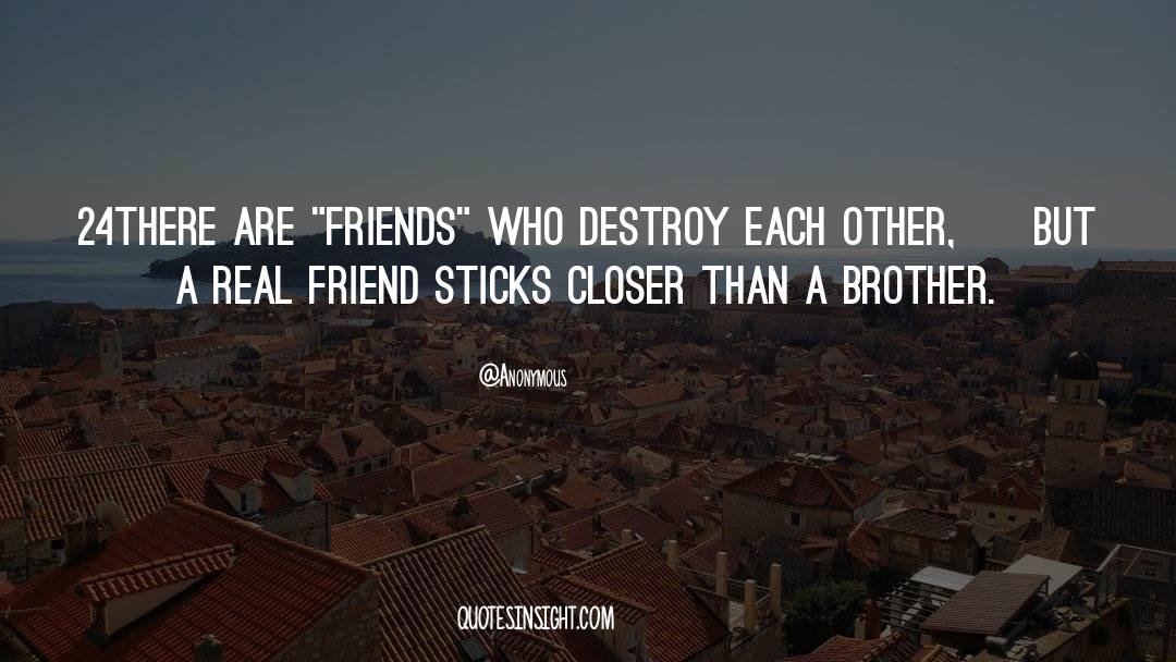 Real Friend quotes by Anonymous