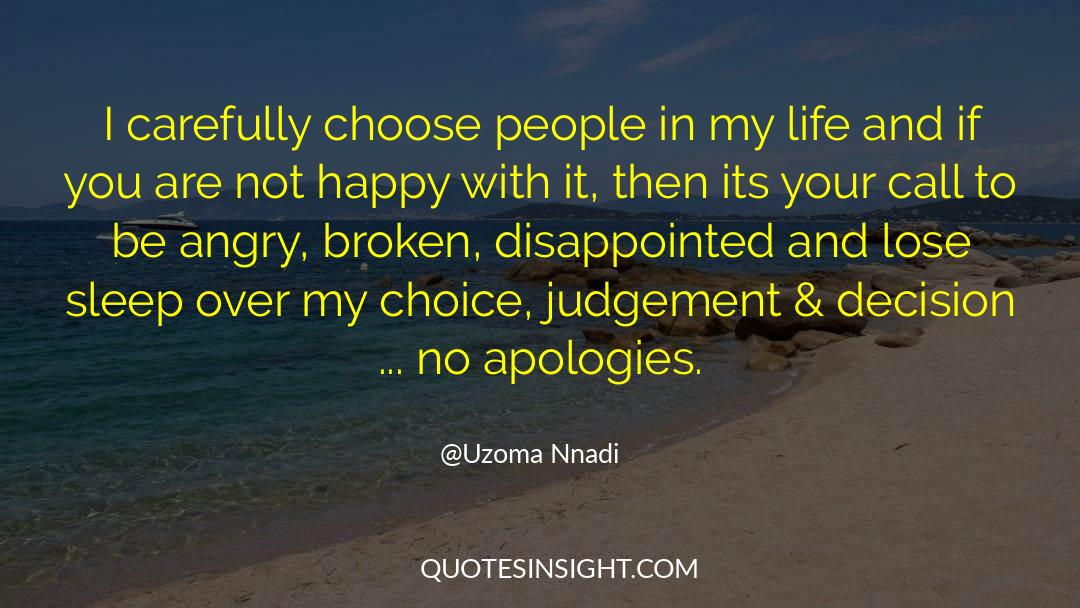 Real Friend quotes by Uzoma Nnadi