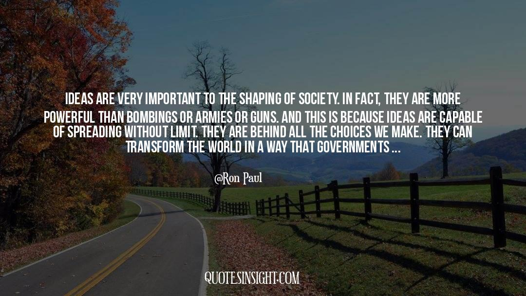 Real Friend quotes by Ron Paul