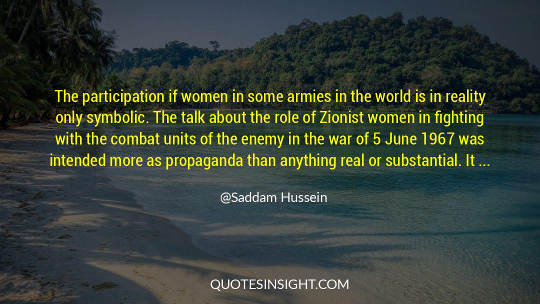 Real Friend quotes by Saddam Hussein